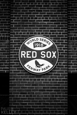 2004 World Series Sign