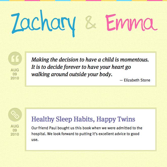 Zachary & Emma